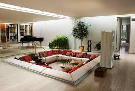 living room modern unique living room inground design ideas with