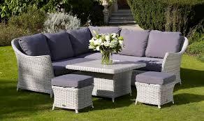 Modular Dining Table by Bramblecrest Garden Furniture Monterey Modular Sofa With Mini
