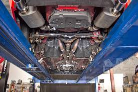 mustang exhaust 2013 2014 mustang gt 5 0l borla s type axle back exhaust system 11837