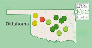 Tulsa Ok Zip Code Map by 2017 Safest Places To Live In Oklahoma Niche