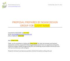 Proposal Resume Template Quote Proposal Template Freelance Logo Design Proposal And
