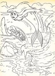 disney princess ariel coloring pages to print 2004 disney