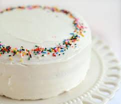 wafurahishe uwapendao na utamu wa keki fresh ya vanilla au