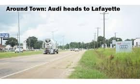 audi carousel around town audi heads to lafayette