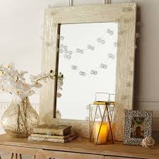 ivory mother of pearl mirror pier 1 imports