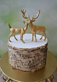 buck and doe cake topper best 25 deer wedding ideas on country wedding