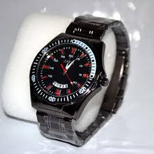 Jam Tangan Alba Pria alba 341g black 1 indo home shopping indohomeshopping