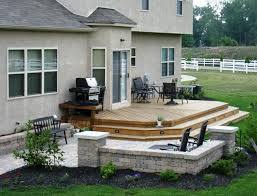 Design Ideas For Patios Design Of Small Backyard Deck Patio Ideas Deck Patio Ideas Small