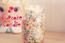 cupcake candles diy cupcake candle