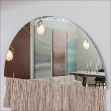 Decorative Mirrors Furniture Wood Framed Standing Mirror Unique Large Wall Mirrors