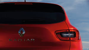 renault kadjar 2016 2016 renault kadjar rear hd wallpaper 24