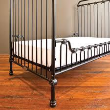 Metal Toddler Bed Joy Toddler Bed Kit Distressed Black