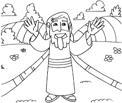 christian for children coloring page free download