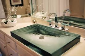 cool bathroom sink unique bathroom sinks decorating clear