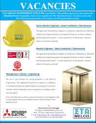 bureau veritas vacancies senior elevator engineers elevator engineers management trainees