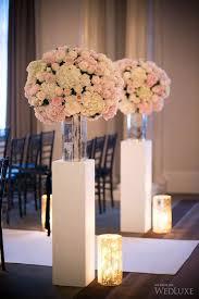 wedding flowers church best 25 wedding ceremony flowers ideas on wedding