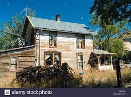 old wooden two story house stock photo royalty free image