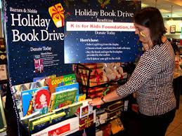 barnes noble booksellers launches 6th annual book drive