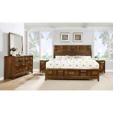 solid wood cottage bedroom furniture sets ebay