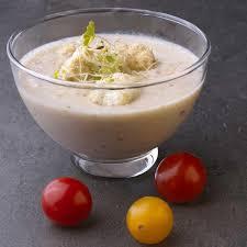 recette cuisine gaspacho espagnol recette gaspacho au fromage frais cuisine madame figaro