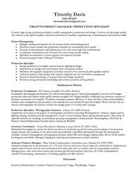 Photography Assistant Resume Resume U2014 Tim Davis