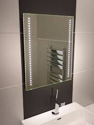 Illuminated Bathroom Mirrors Bathroom Mirrors Led Home Design Decorating Ideas
