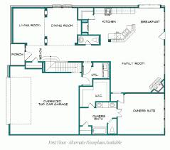 First Floor Master House Plans by Master Bedroom With Bathroom Plan