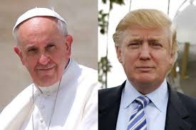 trump pope francis trump to meet pope francis at the vatican on may 24 the angelus