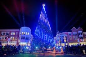 crocker park tree lighting 2017 holiday tree lighting at crocker park november 18 2017 akron