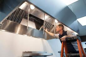 how to clean greasy kitchen exhaust fan kitchen exhaust cleaning and restaurant cleaning