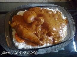 cuisine malienne mafé recette de mafe