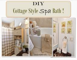 magnificent small cottage bathroom and beach inspired kitchens impressive small cottage bathroom also the quaint sanctuary diy style spa staggering