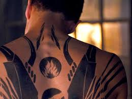 divergent tattoos of shailene woodley and theo james explained