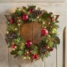 wreaths floral arrangements pier 1 imports