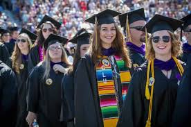 graduation stole graduation stoles cal lutheran