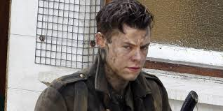 dunkirk bbc film harry styles loved being out of his comfort zone on the set of dunkirk