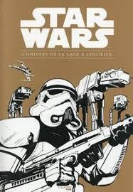 Grand Coloriage  Points à Relier  Star Wars  Loisirs  Vie