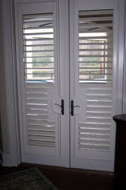 patio ideas patio doors shutter with 4 panels design and white