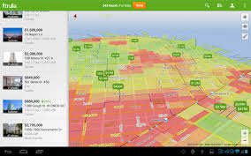 San Francisco Crime Heat Map by Blog Archives In Trulia Crime Map Roundtripticket Me