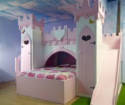 Castle Bunk Bed With Slide Stunning Fairytale Bunk Beds Pictures Best Inspiration Home