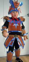 Samurai Halloween Costume 10 Neatest Recycled Halloween Costumes Kids Parentmap