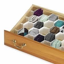 honeycomb drawer organizer organization drawer organisers