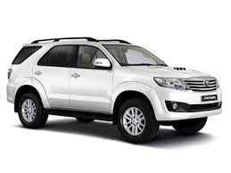 Pj Toyota Car Hire Toyota Fortuner Rental In Namibia