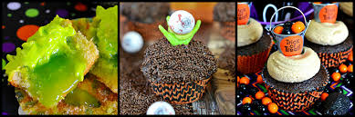 Cup Cakes Halloween by Momma Spider Halloween Pull Apart Cupcakes