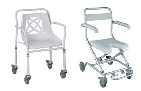 Shower Chairs With Wheels Bathroom Safety Aid Shower Chair Bath Seat Products