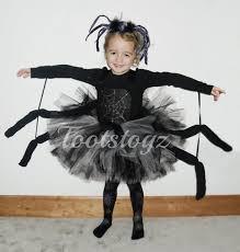 Black Widow Halloween Costumes Halloween Black Widow Black Silver Girls Spider Tutu Dress