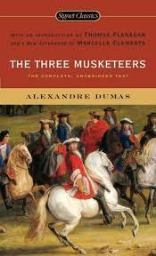 musketeers teen book review teen ink