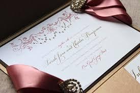 wedding invitations luxury win luxury wedding invitations the wedding