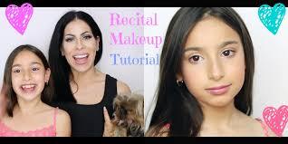 theatrical makeup school kids recital makeup tutorial makeup for the