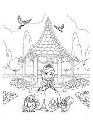 printable 10 sofia coloring pages clover 6519 sofia